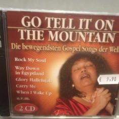 GOSPEL SONGS - GO TELL..2CD SET(2010/WELTBILD/GERMANY) - CD/ORIGINAL/NOU/SIGILAT - Muzica R&B Altele