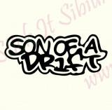 Son Of A Drift_Tuning Auto_Cod: CST-009_Dim: 15 cm. x 6 cm.