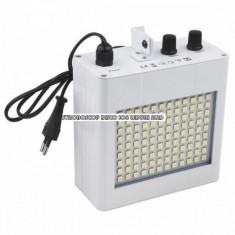 Stroboscop disco 108 LED-uri SMD - Stroboscop club