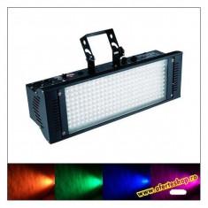 Stroboscop Disco pe LED-uri RGB full color Dmx 512 - Stroboscop club