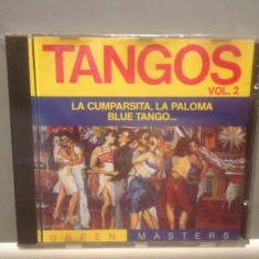 TANGOS - LA CUMPARSITA, BLUE TANGO... - (1987/OPUS/CZECH) - ORIGINAL/NOU/SIGILAT - Muzica Clasica Altele, CD
