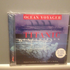 TITANIC EXPEDITION orig.soundtrack(1994/POLYSTAR/GERMANY) - ORIGINAL/NOU/SIGILAT - Muzica Chillout universal records, CD