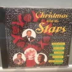 CHRISTMAS with the STARS (1990/CEDE/GERMANY) - ORIGINAL/NOU/SIGILAT - Muzica Jazz Altele, CD