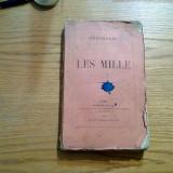 LES MILLE - Giuseppe Garibaldi - Paris, Charles Silvain, 1875