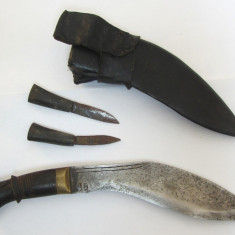 Gurkha kukri vechi cutit de lupta