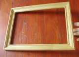 Rama din lemn model deosebit pentru fotografii  oglinda sau tablou !!!, Dreptunghiular