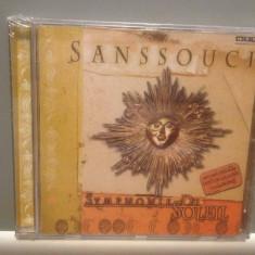 SANSSOUCI - SYMPHONIE DU SOLEIL (1999/MOTOR/GERMANY) - ORIGINAL/NOU/SIGILAT, CD, universal records