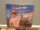 O SOLE MIO-ITALIEN SONGS - 5CD BOX(2006/READER'S/GERMANY) - ORIGINAL/NOU/SIGILAT, CD, universal records