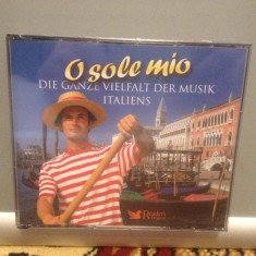 O SOLE MIO-ITALIEN SONGS - 5CD BOX(2006/READER'S/GERMANY) - ORIGINAL/NOU/SIGILAT - Muzica Clasica universal records