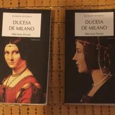 Ducesa de Milano / Michael Ennis Vol. 1-2 - Roman istoric