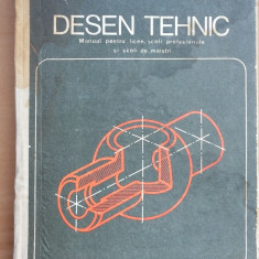 DESEN TEHNIC - HUSEIN GHEORGHE TUDOSE
