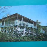 HOPCT 24857 AGAPIA / CASA MEMORIALA ALEXANDRU VLAHUTA -JUD NEAMT-CIRCULATA - Carte Postala Moldova dupa 1918, Printata
