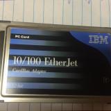Adaptor PCMCIA, retea, IBM