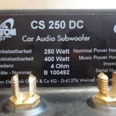 Subwoofer HIFI Canton CS250DC 250 wati