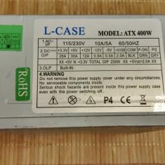 Sursa PC L-Case Model ATX400W 400 Watt