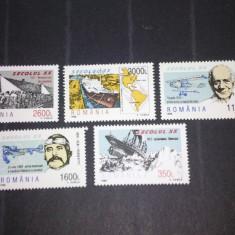 Romania 1998-LP1472 Secolul XX-II, nestampilate. - Timbre Romania