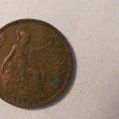 CY - Half penny 1935 Marea Britanie Anglia