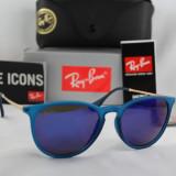 RAY BAN 4171 ERIKA 6023/17, 100 % Originali !!! Poze Reale !!! - Ochelari de soare Ray Ban