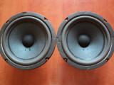 Difuzoare de bass 20cm japoneze,4 ohmi,50W, 41-80 W, Difuzoare bass