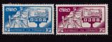Irlanda  1937  MI 65-66  MNH  w34, Nestampilat