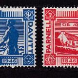 Irlanda 1946 MI 98-99 MNH w34, Nestampilat