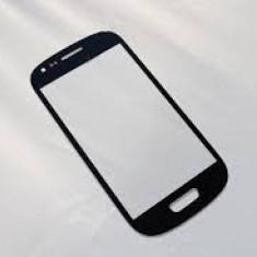 Geam Samsung Galaxy S3 neo i9300i negru ecran nou  + folie sticla tempered glass