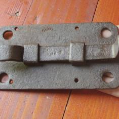 Zavor vechi pentru usa - model deosebit !!! - Metal/Fonta