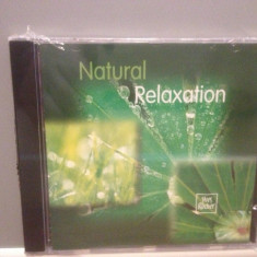 NATURAL RELAXATION (2001/IMPULS/GERMANY) - ORIGINAL/NOU/SIGILAT - Muzica Chillout, CD