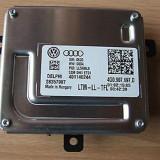 Droser,calculator lumini pozitie led,modul led pentru Volkswagen Sharan an 2011-2016 cod 4G0907967D sau cod echivalent Delphi 401140244 ,Produs NOU