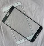 Geam Samsung Galaxy J7 negru ecran nou + folie sticla tempered glass