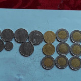 Lot monede Italia 17 buc, Europa