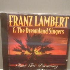 FRANZ LAMBERT & THE DREAMLAND SINGERS - TIME(1996/WEA/UK) - ORIGINAL/NOU/SIGILAT - Muzica Ambientala warner, CD
