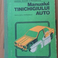 MANUALUL TINICHIGIULUI AUTO