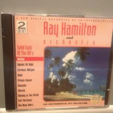RAY HAMILTON & ORCHESTRA - GOLD 0F '80 - 2CD(1995/TRC/UK) - ORIGINAL/NOU/SIGILAT - Muzica Clasica Altele