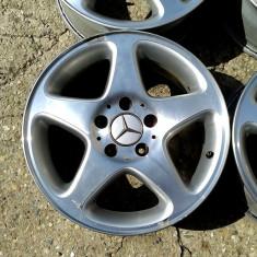 JANTE ORIGINALE MERCEDES 16 5X112 - Janta aliaj Mercedes-Benz, Numar prezoane: 5