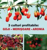 CULTURI PROFITABILE - GOJI, MERISOARE, ARONIA - IDEI de AFACERI