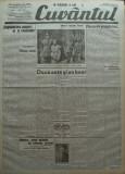 Cuvantul , ziar legionar , 10 Mai 1933 ,art. Perpessicius , Racoveanu , Calugaru