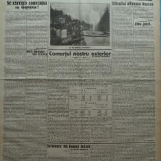 Cuvantul, ziar legionar, 4 Mai 1933, articole Mihail Sebastian, Nae Ionescu
