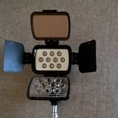 Lampa Video Profesionala - Lampa Camera Video Alta