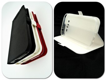 Husa FlipCover Stand Magnet Allview X3 Soul ALB