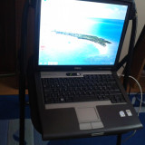LAPTOP DELL LATITUDE D520 CORE2 DUO T5500, 2GB DDR2 +INCARCATOR+BATERIE 1, 5 ORE, Intel Core 2 Duo