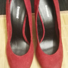 Pantofi Dama Graceland Nr. 40 - Pantof dama, Culoare: Din imagine, Cu toc