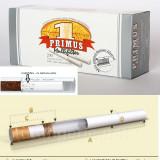 PACHET PROMO-1000BUC TUBURI TIGARI PRIMUS MULTIFILTER(CARBUNE ACTIV )FILTRU ALB - Foite tigari