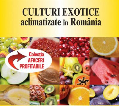CULTURI EXOTICE ACLIMATIZATE IN ROMANIA - IDEI de AFACERI foto