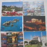 Lot 2 carti postale Geneva, Necirculata, Fotografie, Europa
