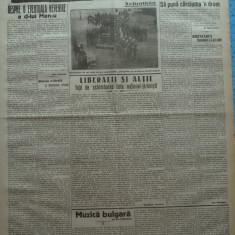 Cuvantul , ziar legionar , 13 Mai 1933 , artic. Nae Ionescu , Mihail Sebastian