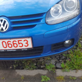 Proiectoare vw golf5 de ceta cu tot cu grila, Volkswagen, GOLF V (1K1) - [2003 - 2009]