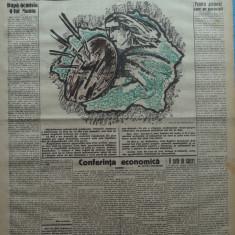 Cuvantul , ziar legionar , 11 Mai 1933 , articole Nae Ionescu , Calugaru