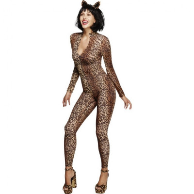 Costum Leopard Sexy XS - Sex Shop Erotic24 foto