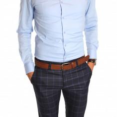 Camasa tip Zara bumbac - camasa barbati - camasa eleganta cod produs: 6608, Marime: S, M, L, XL, XXL, Culoare: Din imagine, Maneca lunga